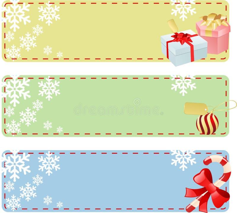Χριστούγεννα πλαισίων ελεύθερη απεικόνιση δικαιώματος