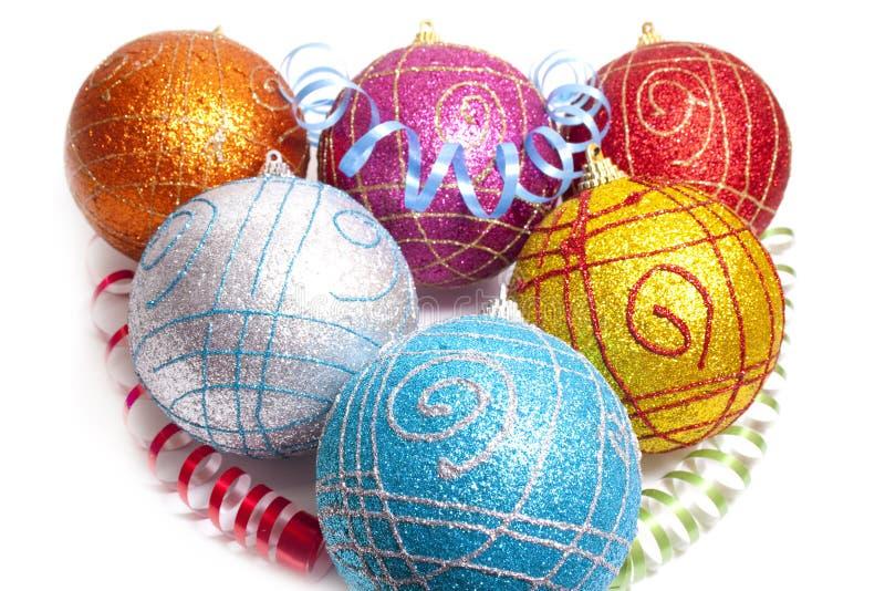 Χριστούγεννα πολύς παιχνί&d στοκ εικόνα με δικαίωμα ελεύθερης χρήσης