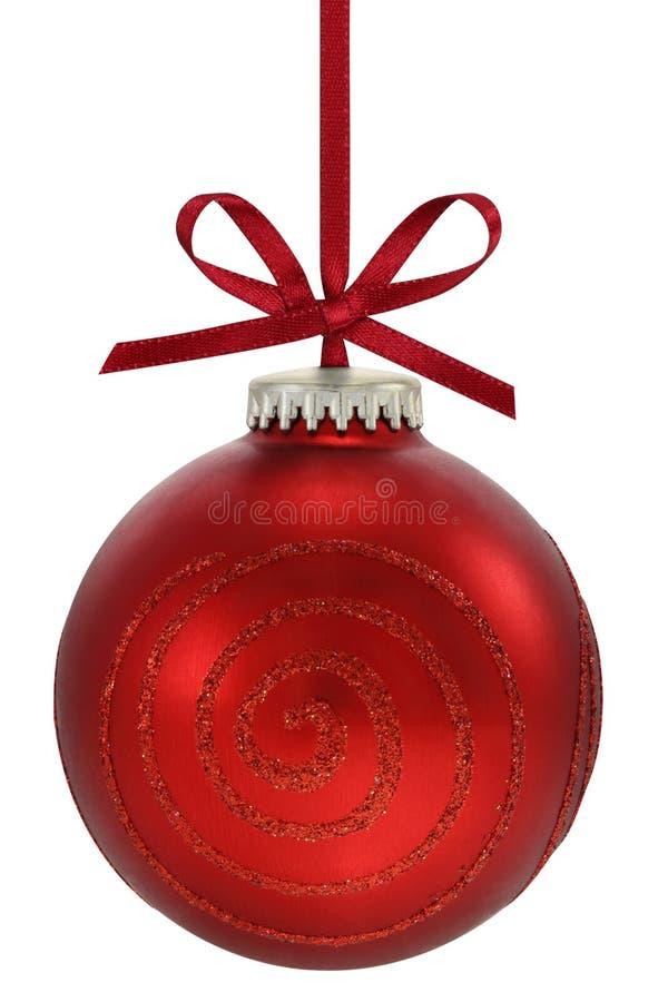 Download Χριστούγεννα σφαιρών στοκ εικόνες. εικόνα από κόκκινος - 17059370