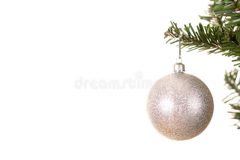 Χριστούγεννα σφαιρών στοκ φωτογραφίες με δικαίωμα ελεύθερης χρήσης