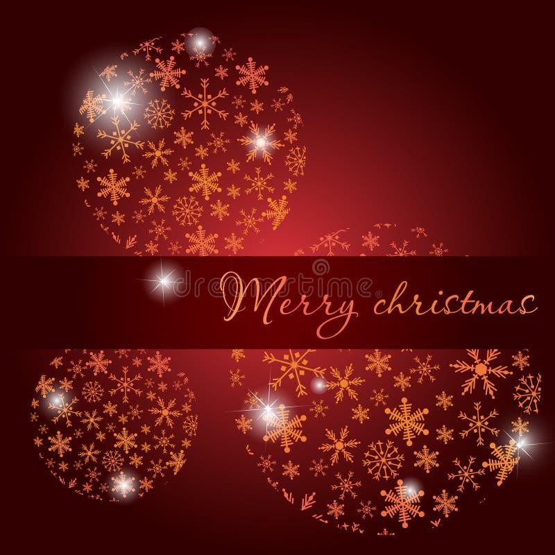 Download Χριστούγεννα τρία καρτών σ&phi Διανυσματική απεικόνιση - εικονογραφία από εποχή, πορτοκάλι: 17051079