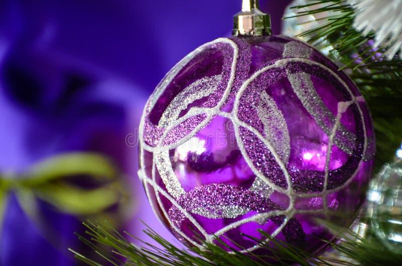 Χριστούγεννα τρία στοκ εικόνα με δικαίωμα ελεύθερης χρήσης