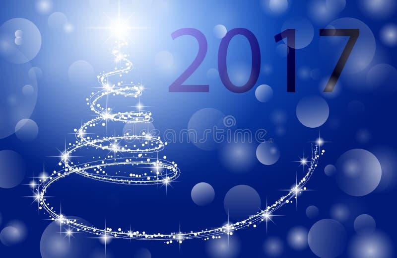 Χριστούγεννα 2017 ελεύθερη απεικόνιση δικαιώματος