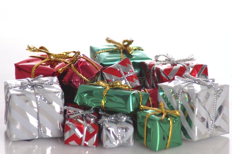 Download Χριστούγεννα στοκ εικόνα. εικόνα από ζωηρόχρωμος, δώρα - 1533021