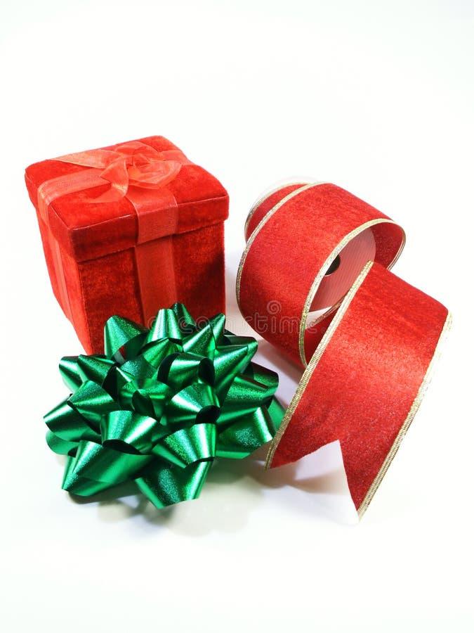 Χριστούγεννα 2 που απομο&n στοκ φωτογραφία με δικαίωμα ελεύθερης χρήσης