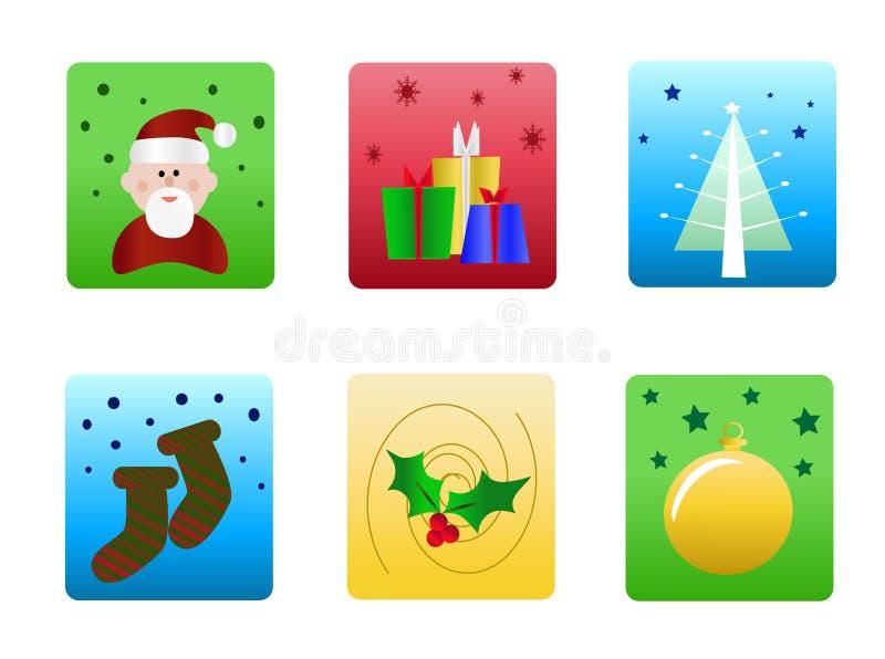 Χριστούγεννα ελεύθερη απεικόνιση δικαιώματος