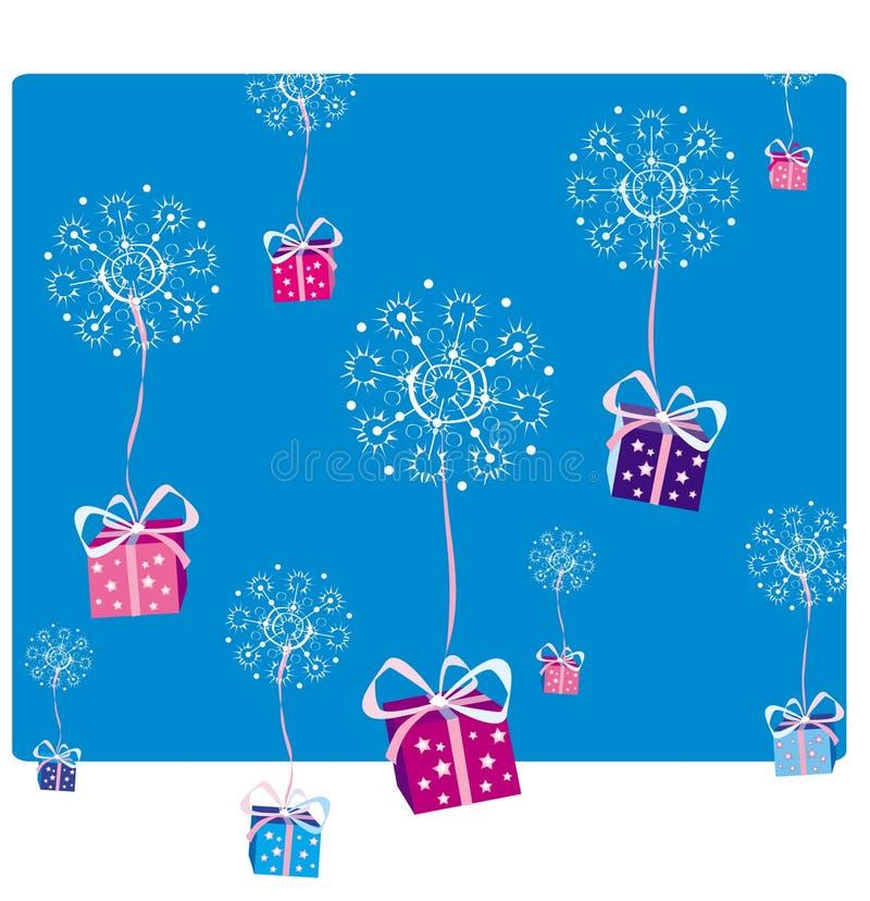 Χριστούγεννα decoration2 διανυσματική απεικόνιση
