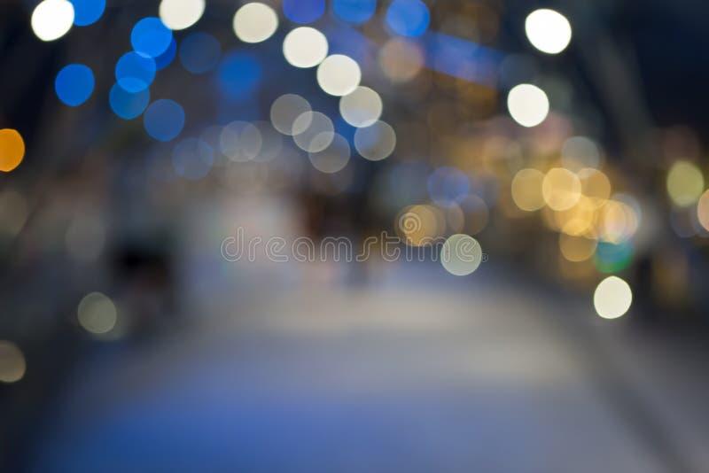 Download Χριστούγεννα Defocused Sreet Στοκ Εικόνες - εικόνα από φεστιβάλ, αποχής: 62714666