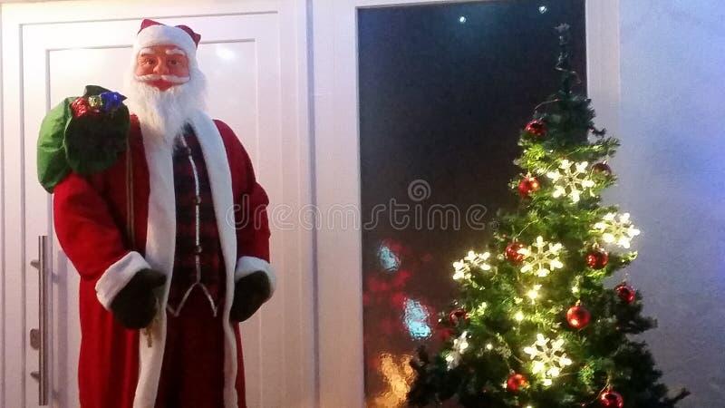 Χριστούγεννα Nikolaus Weihnacht Abend στοκ εικόνες