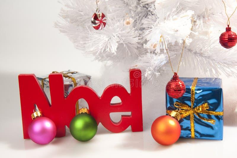 Χριστούγεννα Noel στοκ εικόνες με δικαίωμα ελεύθερης χρήσης