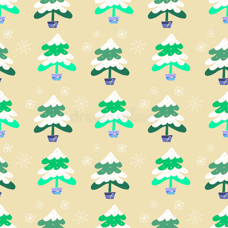 Χριστούγεννα pattern61 διανυσματική απεικόνιση