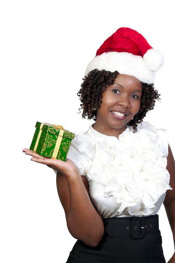 Χριστούγεννα Presnt στοκ εικόνες με δικαίωμα ελεύθερης χρήσης