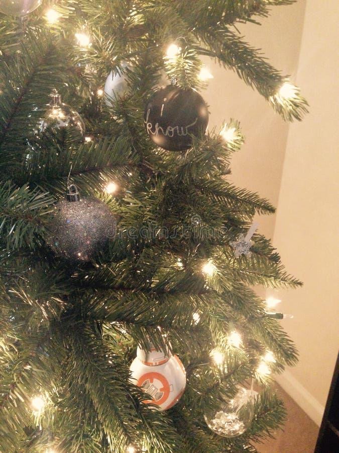 Χριστούγεννα Sparkly στοκ φωτογραφίες