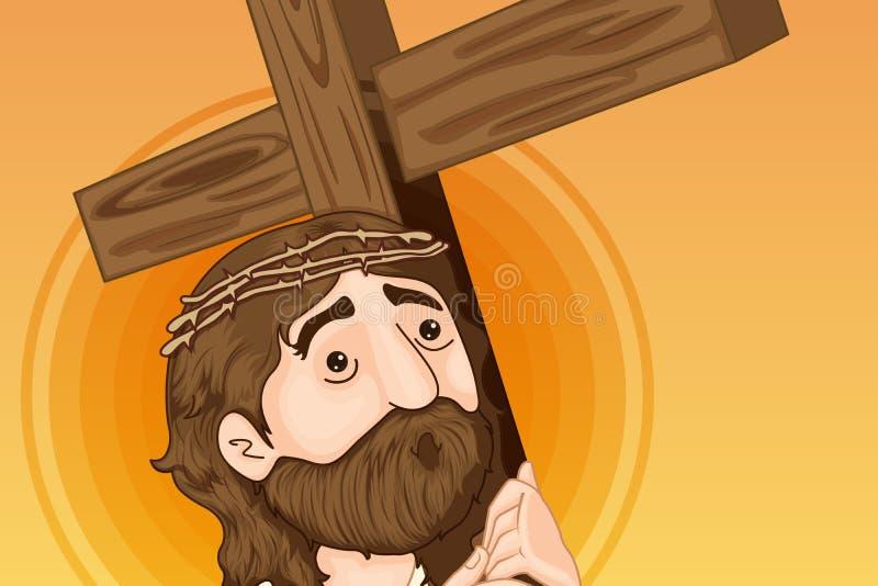 Χριστός Ιησούς ελεύθερη απεικόνιση δικαιώματος