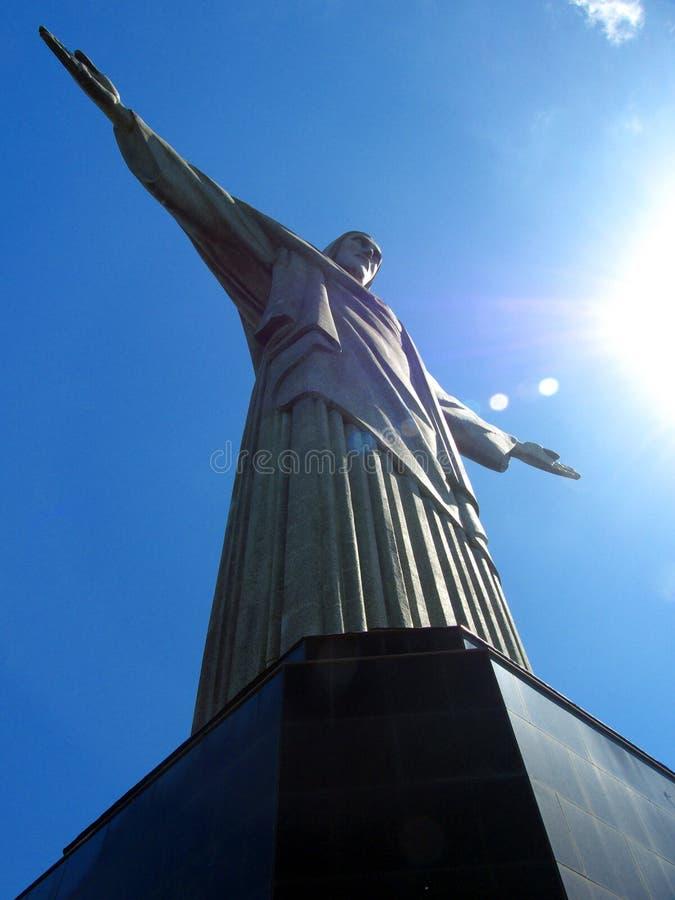 Χριστός ο απελευθερωτής 1 στοκ εικόνες