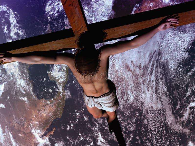 Χριστός διανυσματική απεικόνιση
