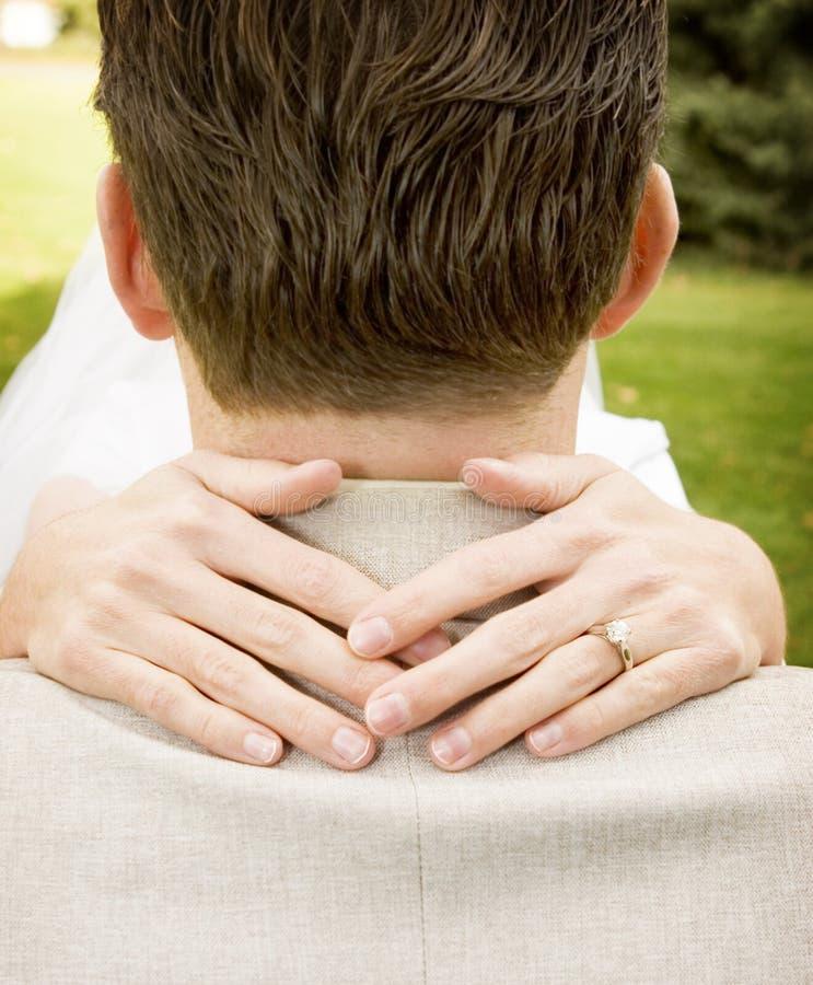 χρονικός γάμος στοκ φωτογραφία