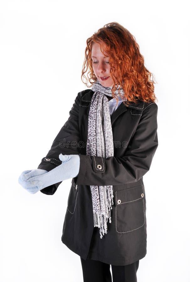 χρονικός χειμώνας διασκέ&del στοκ εικόνες με δικαίωμα ελεύθερης χρήσης