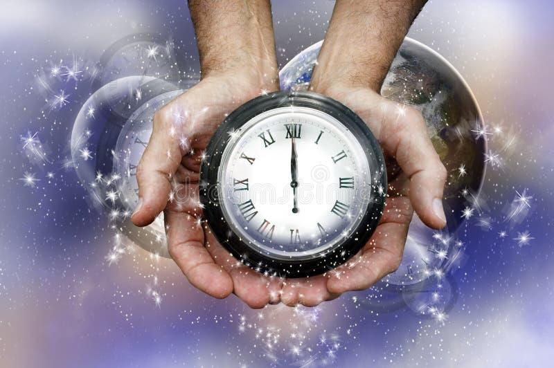 χρονικό καθολικό στοκ φωτογραφία με δικαίωμα ελεύθερης χρήσης