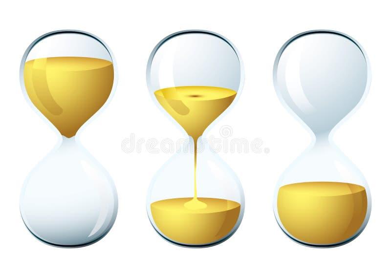 χρονόμετρο αυγών ελεύθερη απεικόνιση δικαιώματος