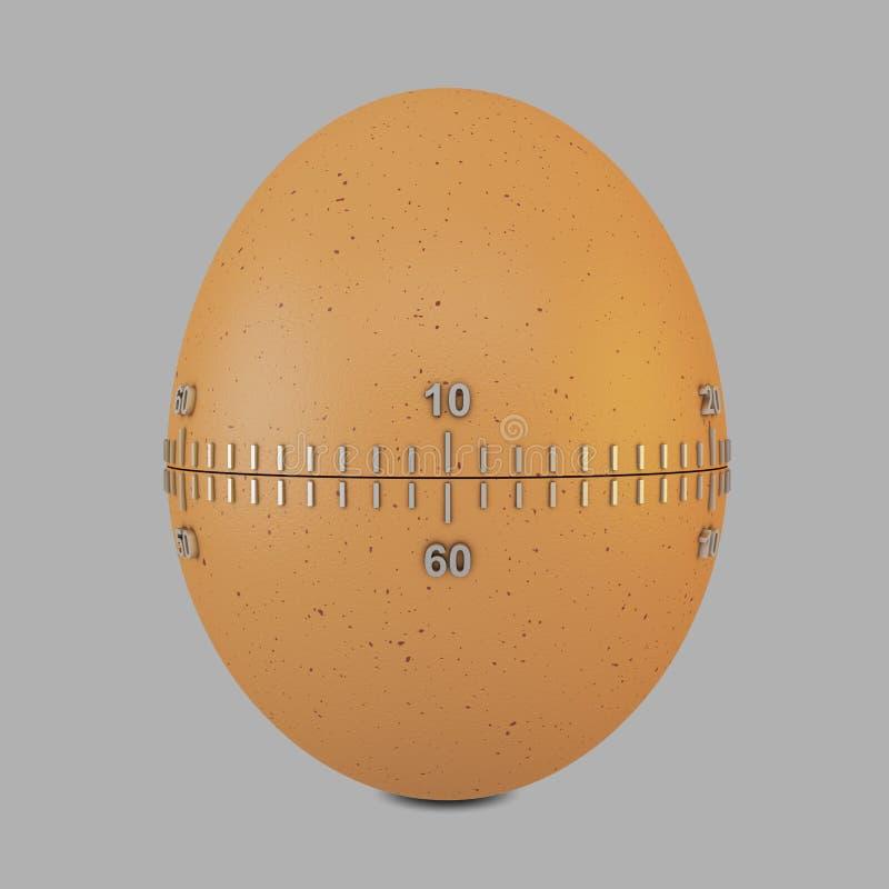 χρονόμετρο αυγών απεικόνιση αποθεμάτων