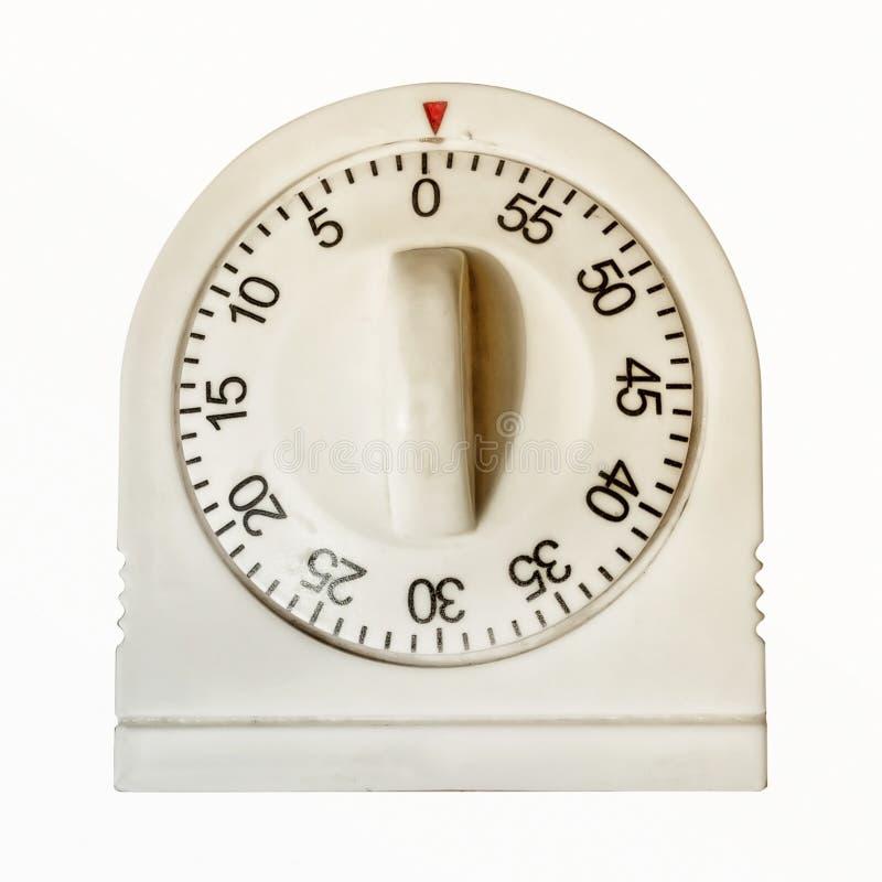 Χρονόμετρο κουζινών στοκ φωτογραφία με δικαίωμα ελεύθερης χρήσης