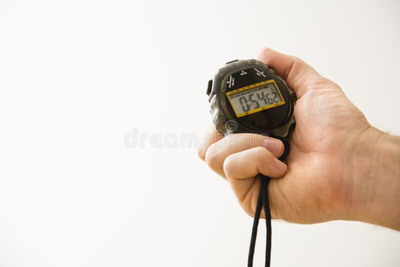 χρονόμετρο με διακόπτη χε& στοκ φωτογραφία με δικαίωμα ελεύθερης χρήσης