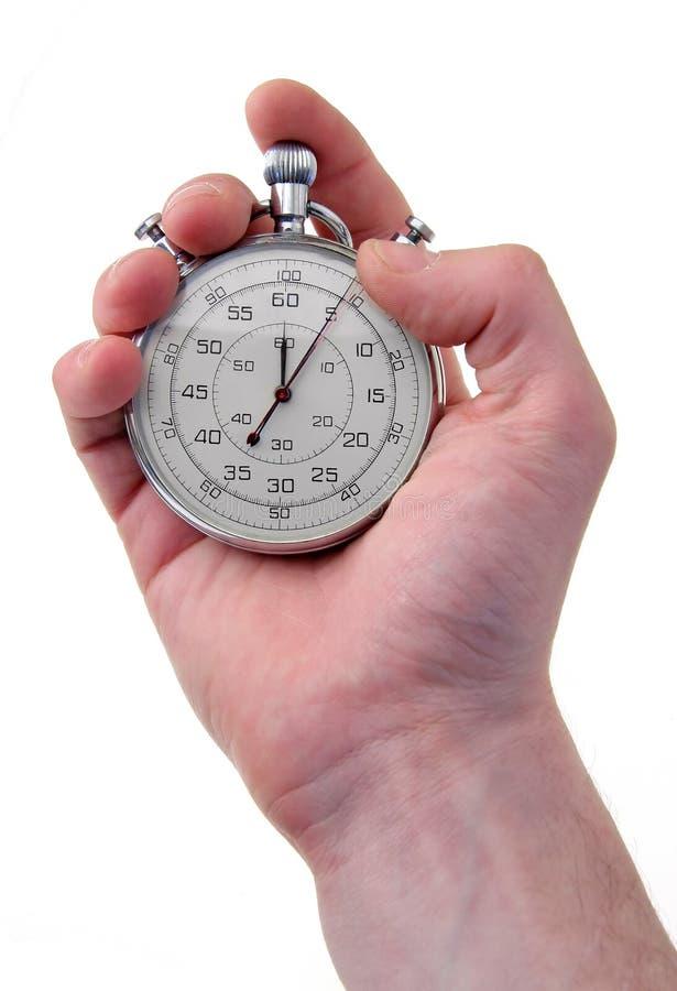 χρονόμετρο με διακόπτη στοκ εικόνα με δικαίωμα ελεύθερης χρήσης