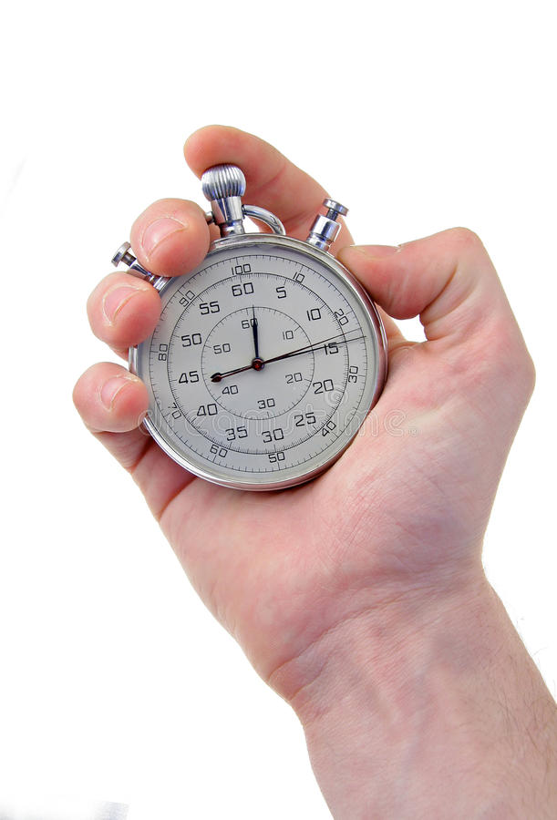 χρονόμετρο με διακόπτη στοκ φωτογραφία με δικαίωμα ελεύθερης χρήσης
