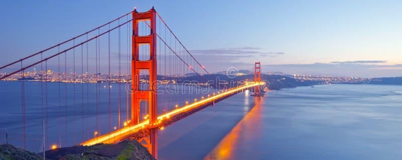 Χρυσή γέφυρα πυλών, Σαν Φρανσίσκο, ΗΠΑ στοκ φωτογραφία με δικαίωμα ελεύθερης χρήσης
