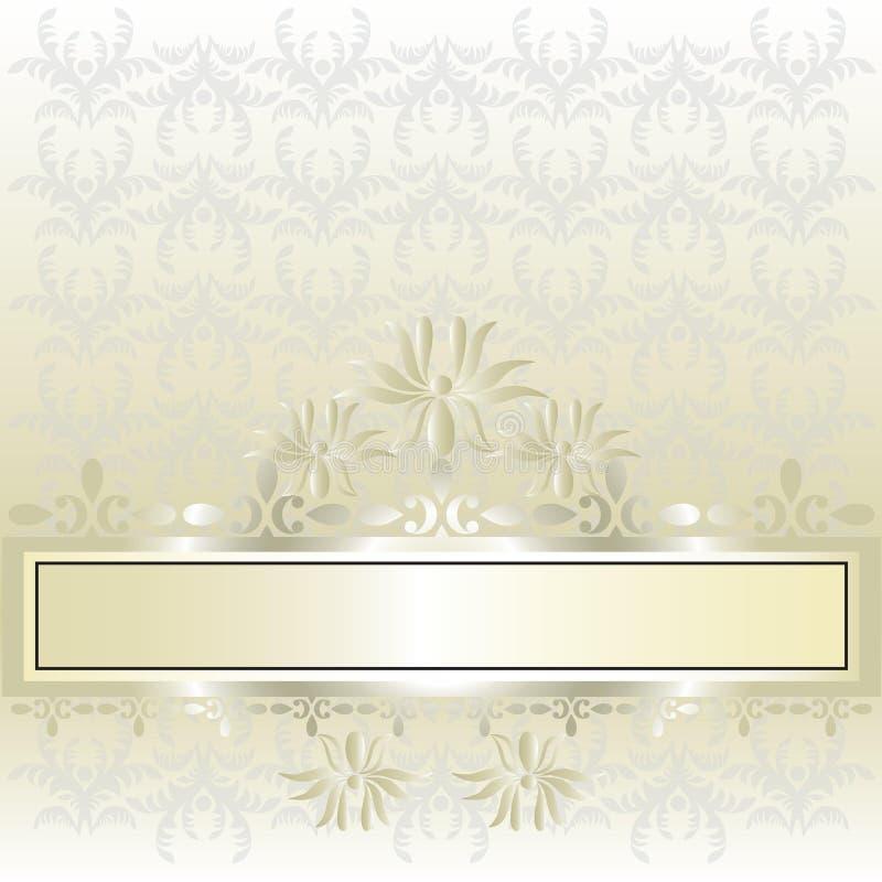 Χρυσή εκλεκτής ποιότητας πολυτέλεια στοκ εικόνα