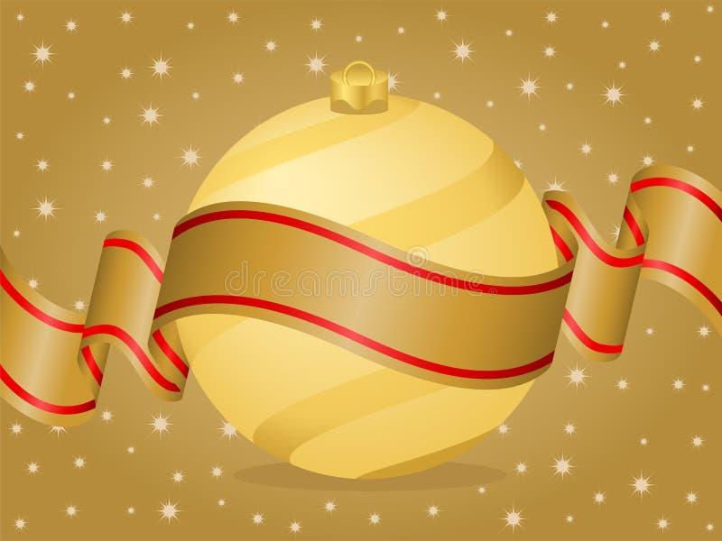 χρυσή κορδέλλα Χριστου&ga ελεύθερη απεικόνιση δικαιώματος