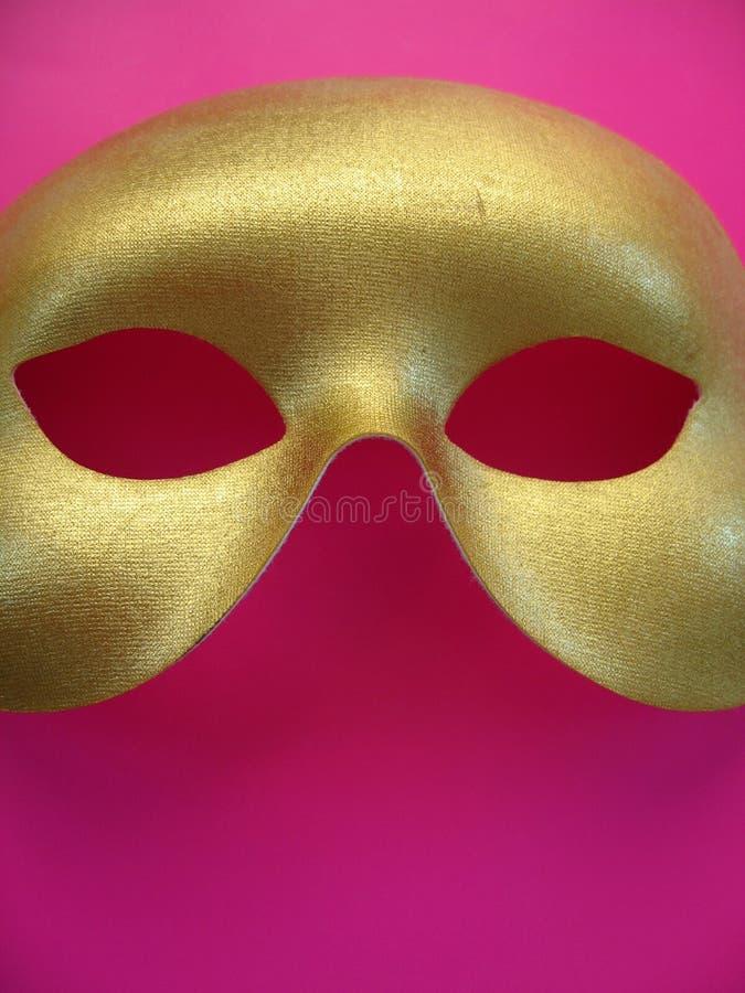 χρυσή μάσκα 4 στοκ εικόνες με δικαίωμα ελεύθερης χρήσης