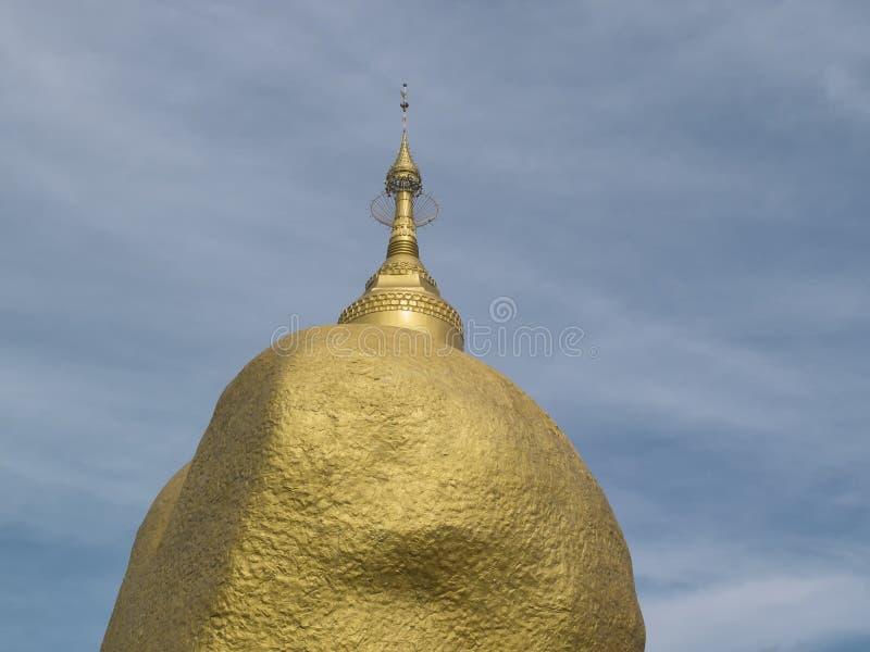 χρυσή παγόδα στοκ φωτογραφία με δικαίωμα ελεύθερης χρήσης