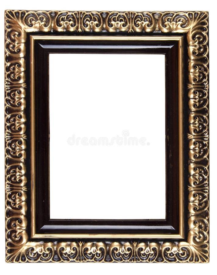 χρυσή παλαιά αναδρομική α&nu στοκ φωτογραφίες με δικαίωμα ελεύθερης χρήσης