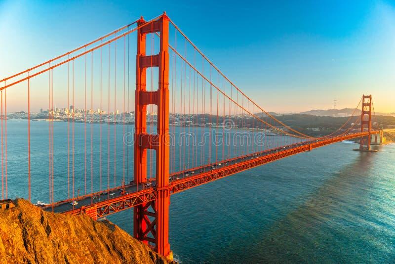 Χρυσή πύλη, Σαν Φρανσίσκο, Καλιφόρνια, ΗΠΑ. στοκ φωτογραφία
