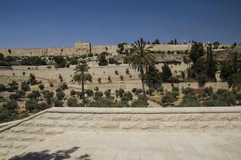Χρυσή πύλη της Ιερουσαλήμ στο Ισραήλ στοκ εικόνα με δικαίωμα ελεύθερης χρήσης