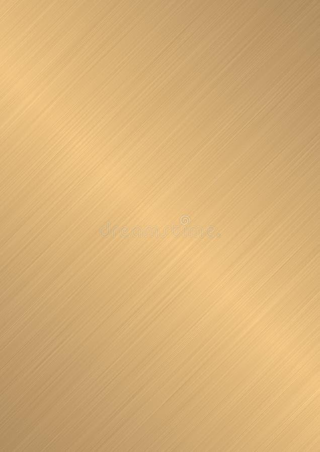 χρυσή σύσταση μετάλλων απεικόνιση αποθεμάτων