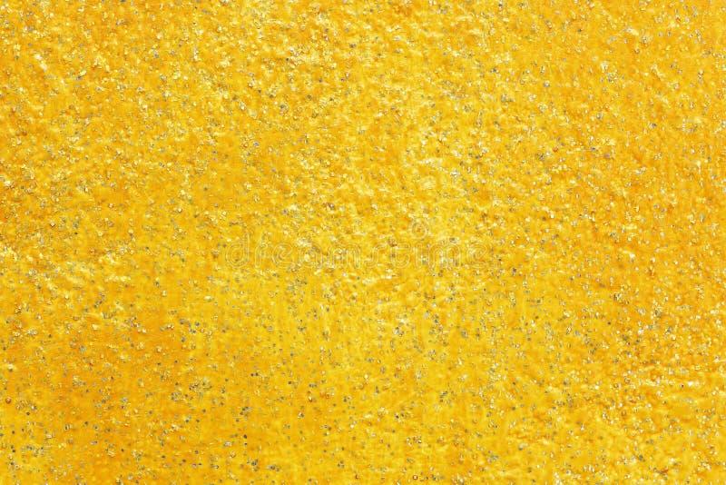χρυσή σύσταση με την ακτινοβολία για το σχέδιο και το υπόβαθρο στοκ εικόνες