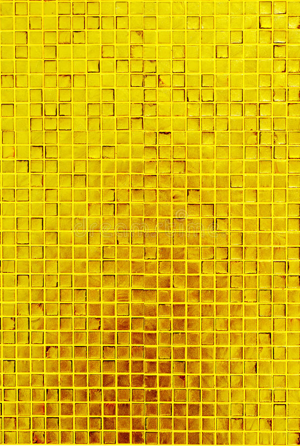 Download χρυσή σύσταση μωσαϊκών στοκ εικόνα. εικόνα από αποχής - 17054135