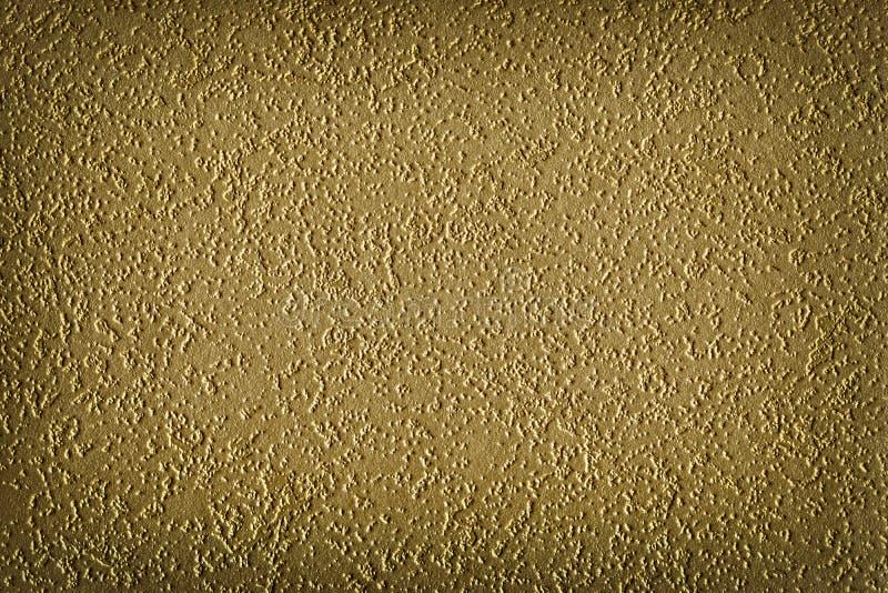 Χρυσή σύσταση υποβάθρου εγγράφου στοκ φωτογραφία με δικαίωμα ελεύθερης χρήσης