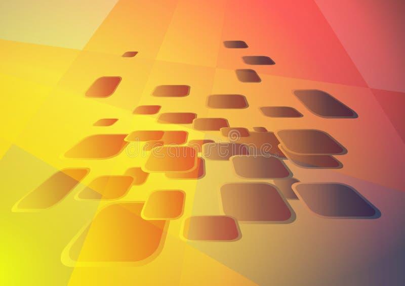 χρυσή υψηλή τεχνολογία α& διανυσματική απεικόνιση