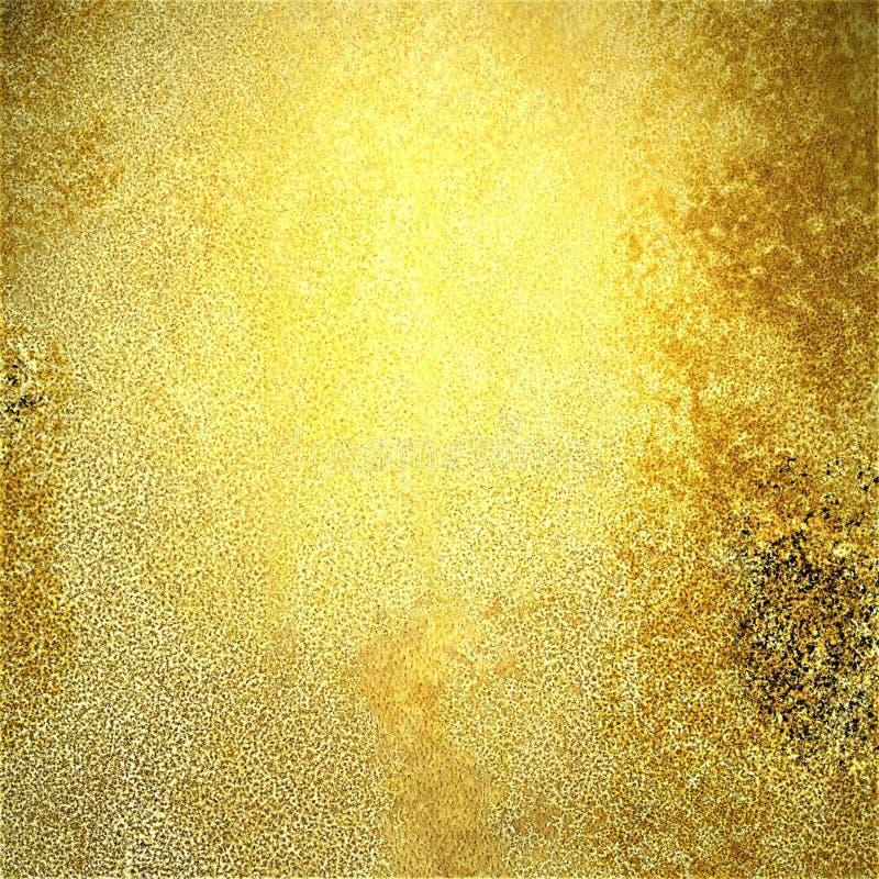 χρυσός ανασκόπησης απεικόνιση αποθεμάτων