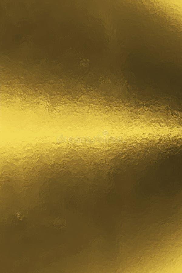 χρυσός ανασκόπησης ελεύθερη απεικόνιση δικαιώματος