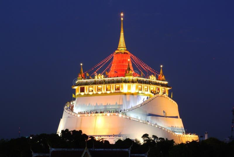 χρυσός επικολλήστε Ναός στοκ φωτογραφίες