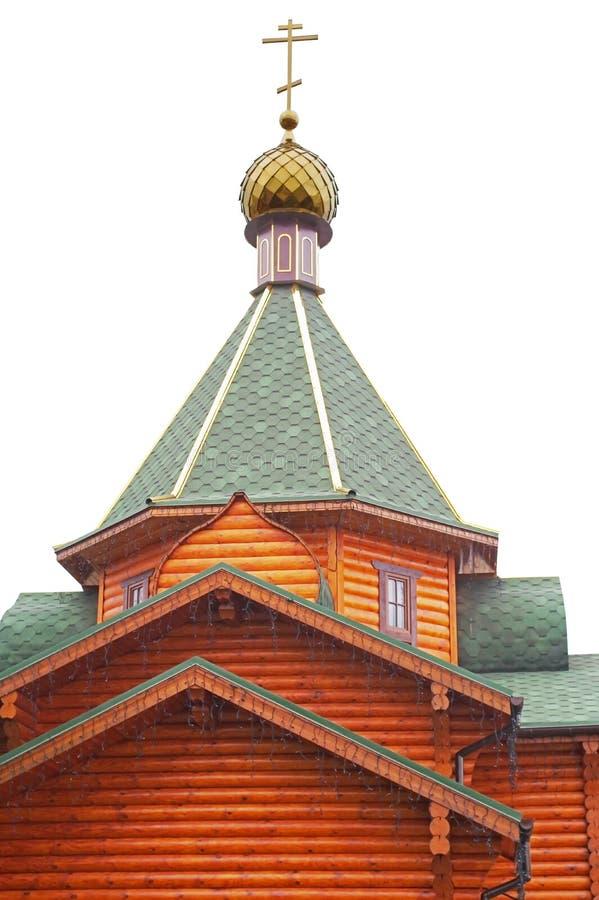 Χρυσός θόλος του ναού στοκ φωτογραφία με δικαίωμα ελεύθερης χρήσης