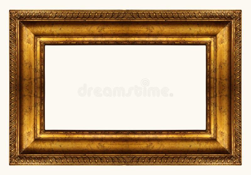 χρυσός πλαισίων πανοραμι&ka στοκ φωτογραφίες με δικαίωμα ελεύθερης χρήσης