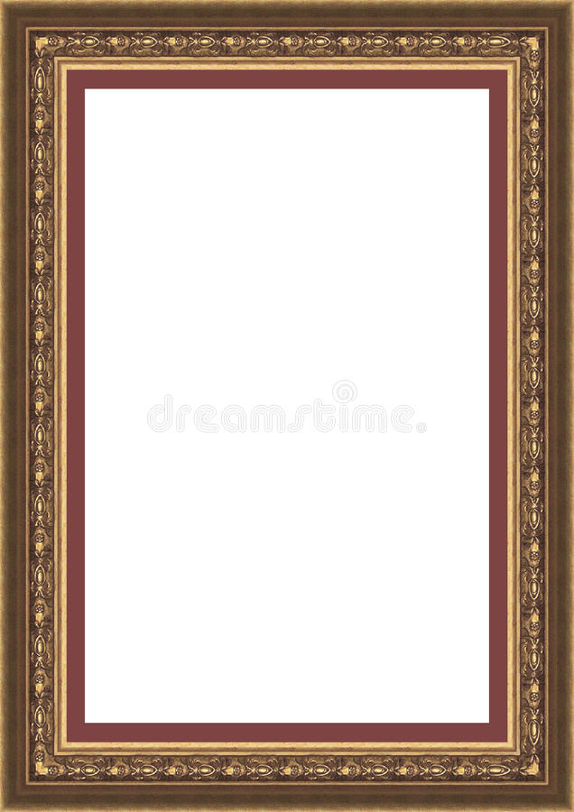 χρυσός τρύγος εικόνων πλα στοκ φωτογραφία με δικαίωμα ελεύθερης χρήσης