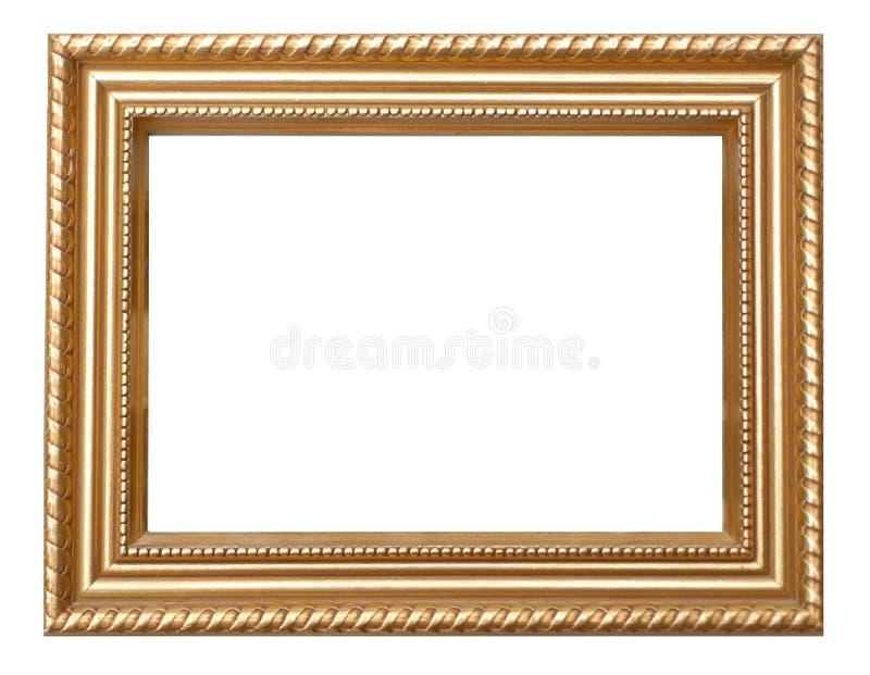 χρυσός τρύγος πλαισίων στοκ φωτογραφίες