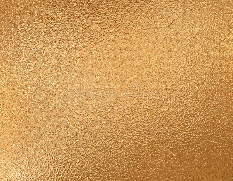 χρυσός φύλλων αλουμινίου στοκ φωτογραφία με δικαίωμα ελεύθερης χρήσης